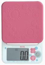 Tanita KD-192 Pink Digital Cooking Scale