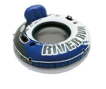 "Intex River Run I Sport Lounge, 53"" Inflatable Water Float"