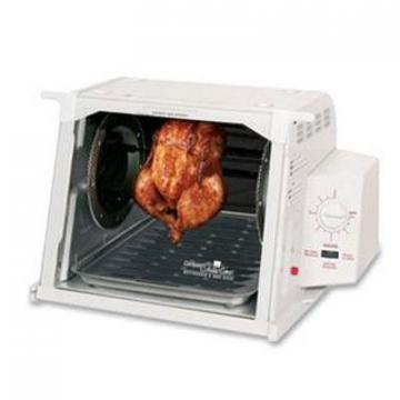Ronco 3000 Series Rotisserie, White