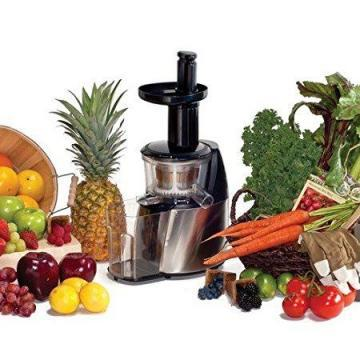 Ronco 1001 Stainless Steel Smart Juicer