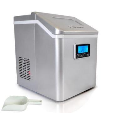 NutriChef PICEM70 2.5L Digital Ice Maker