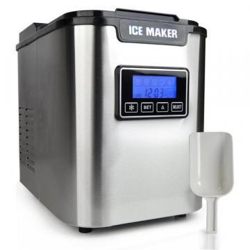 NutriChef PICEM62 2.2L Digital Ice Maker