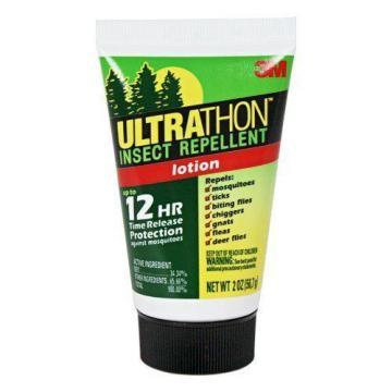 3M SRL-12 Ultrathon Insect Repellent Lotion, 2 oz.