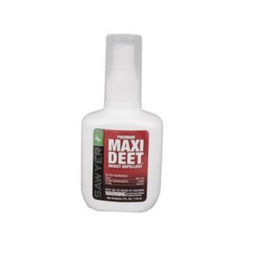 Sawyer Premium Maxi-DEET Insect Repellent, Pump Spray, 4 oz.