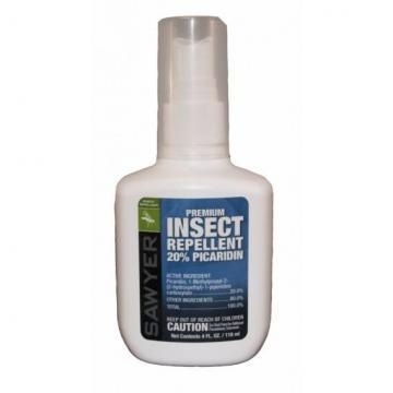 Sawyer Premium Insect Repellent, 20% Picaridin, Pump Spray, 4 oz.