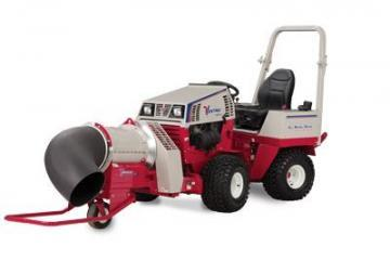Ventrac ET200 Turbine Blower attachment