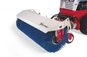 Ventrac HB580 Power Broom attachment