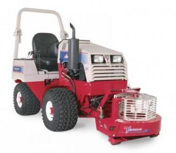 Ventrac KA160 Power Blower attachment