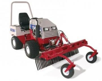"Ventrac KR502 49"" Landscape Rake attachment"
