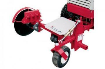 "Ventrac ED200 20"" Edger attachment"