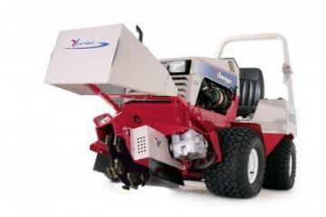Ventrac KC180 Stump Grinder attachment
