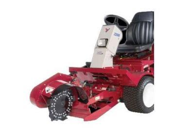 Ventrac LC150 Stump Grinder attachment