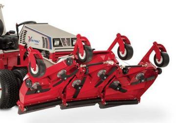 Ventrac MJ840 Contour Mower attachment