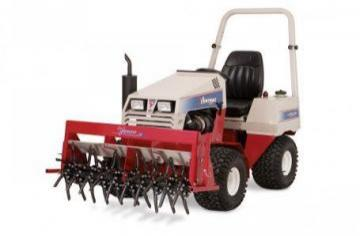 Ventrac EB480 Turf Grass Aerator attachment