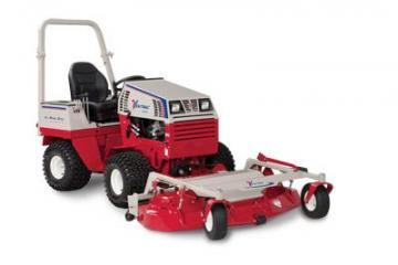 Ventrac MC600 Rear Discharge Mower attachment