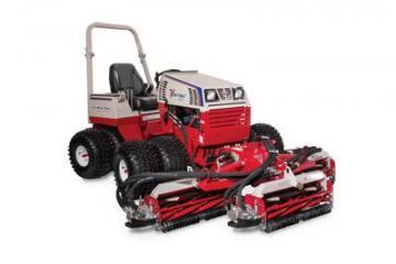 Ventrac MR740 Triplex Reel Mower attachment
