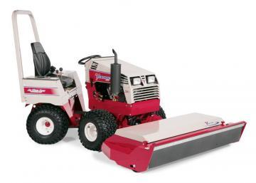 Ventrac HQ680 Tough Cut Mower attachment