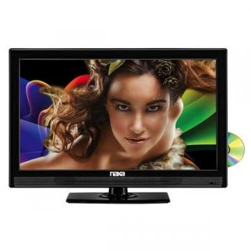 "Naxa NTD-1553 15.6"" LED Widescreen ATSC TV with DVD"