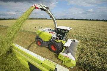 CLAAS Jaguar 940 Forage Harvester