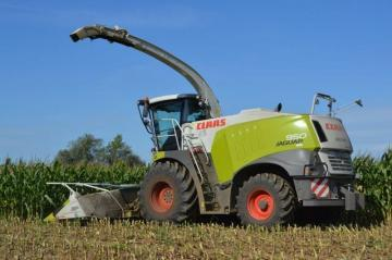 CLAAS Jaguar 950 Forage Harvester
