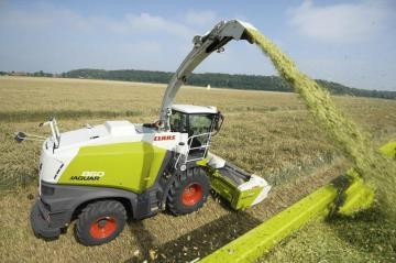 CLAAS Jaguar 860 Forage Harvester
