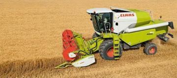 CLAAS Avero 160 Combine Harvester