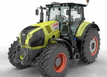CLAAS Axion 800 Farm Tractor