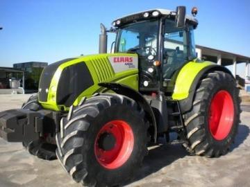 CLAAS Axion 840 Farm Tractor