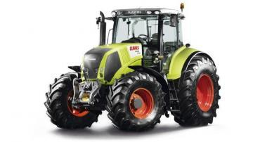 CLAAS Axion 850 Farm Tractor