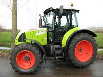 CLAAS Arion 530 Farm Tractor