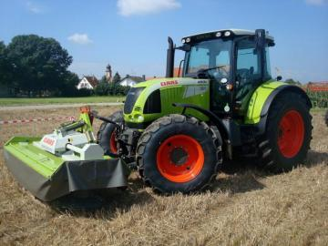 CLAAS Arion 630 Farm Tractor