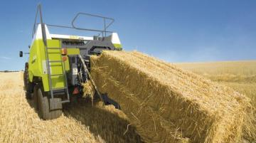 CLAAS Quadrant 2100 RC Square Baler