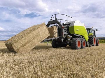 CLAAS Quadrant 3300 RC Square Baler