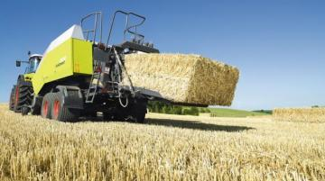 CLAAS Quadrant 2200 Square Baler