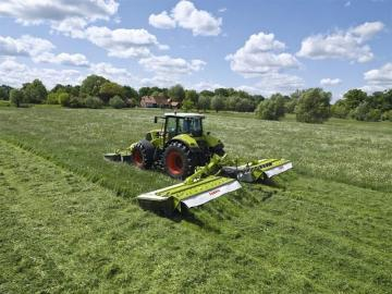 CLAAS Disco 9200 Trend Disc Mower
