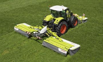 CLAAS Disco 9200 Contour Disc Mower