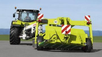 CLAAS Disco 3150 TRC Disc Mower