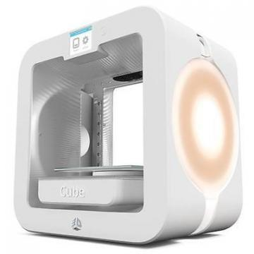 3D Systems Cube 3 3D Printer White