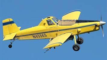 Air Tractor AT-503 two seat agricultural aircraft