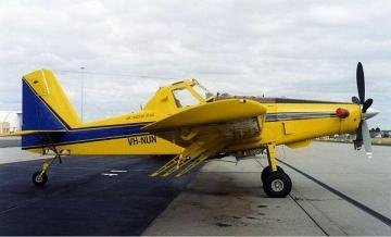 Air Tractor AT-602 single seat agricultural aircraft