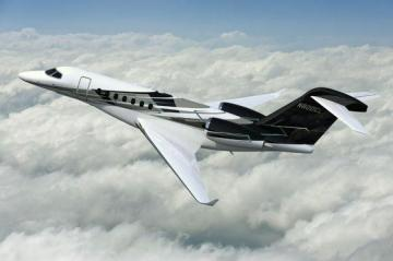Cessna Citation Longitude business jet