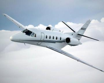 Cessna Citation Sovereign mid-size business jet