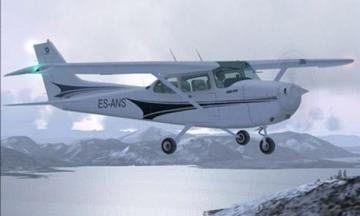 Cessna 172 Skyhawk light aircraft