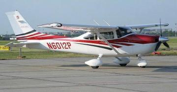 Cessna 182 Skylane light aircraft