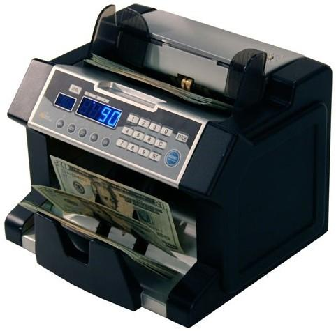 Royal Sovereign RBC-3100 Cash Counter with Dual Counterfeit Detection