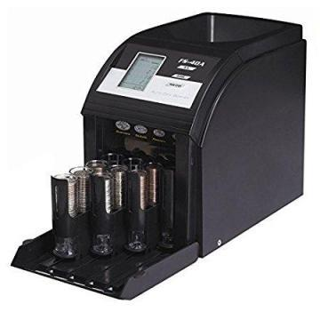 Royal Sovereign FS-4000 Fast Sort Digital Coin Sorter
