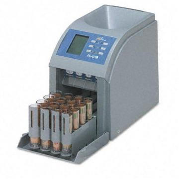 Royal Sovereign FS-4DA Fast Sort Automatic Digital Coin Sorter