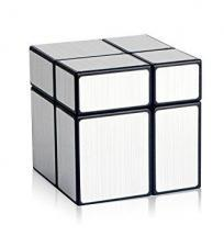 D-FantiX Shengshou Mirror Cube 2x2 Speed Unequal Cube
