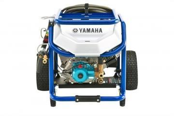 Yamaha PW4040A 4.0GPM Gas Pressure Washer with CAT Pump