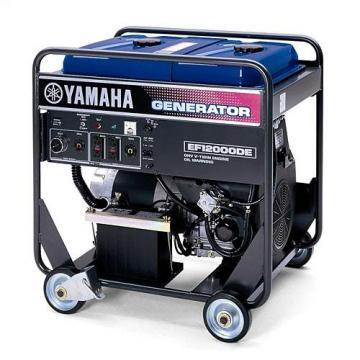 Yamaha EF12000DE 12000W Electric Start Generator